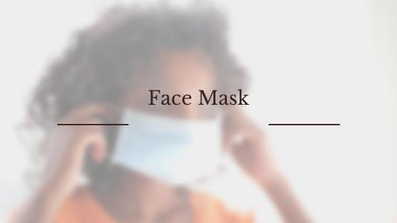 Face Mask rrterre